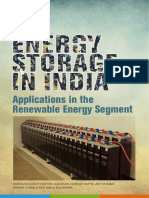 Energy Storage in India