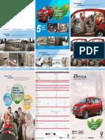 Proton Ertiga 2016 Brochure Web