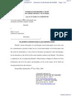 Hernandez v. Internet Gaming Entertainment, Ltd et al - Document No. 47