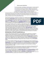 EPD Basic Theory