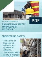 Engineering Safety Management