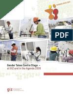 GIZ Publication - Gender takes Centre Stage.pdf