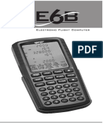 E6B Manual New