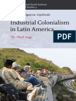 Sepulveda - Industrial Colonialism in Latin America; The Third Stage (2013)