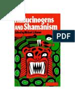 Harner, Michael J. -Hallucinogens and Shamanism (1973)