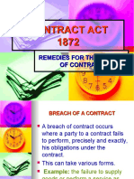 AliyaSaleem_1177_12993_3_Remedies breach of contract.ppt