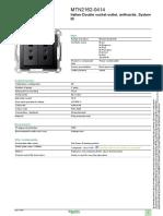 Merten System M MTN2162 0414