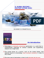 Technology and Global Military