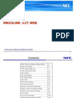 2.2iPASOLINKI LCT Training Manual (Ethernnet) June 2013