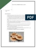 Confeccion Del Sombrero Para El Calor