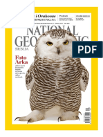 National Geographic - 1. April 2016