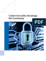 Cyber Security Strategy for Germany