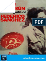 Autobiografia de Federico Sanch - Jorge Semprun