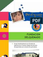 CAPACITACIÓN RESIDUOS-F. DEL QUEMADO