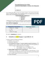 Ficha 18. Tercera Declinación. Temas en -Ντ