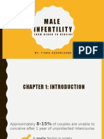Tiara Presentation male infertility
