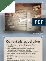 Diapositivas Conferencia Libro Su Nombre Jesús Yeshúa - Jehová Yahveh Por Roger Casco Herrera