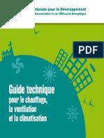 Guide Technique CVC