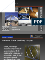 Clase Puentes Bayley 2008