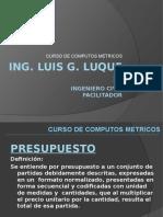 computos metricos
