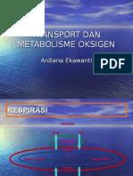 METABOLISME OKSIGEN