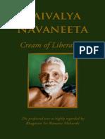 Ramana-Kaivalya Navaneeta-Cream of Liberation.pdf