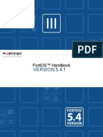 Fortios Handbook 54