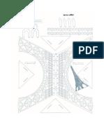 Modellino Torre Eiffel