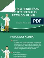 Overview Patologi Klinik