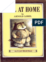 Arnold Lobel Owl at Home I Can Read Book 2  .pdf