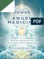 The Power of Angel Medicine - Joanne Brocas