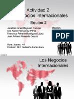 E2C3NegociosInternacionales