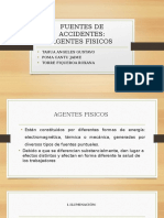 Fuentes de Accidentes