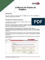 Utilisation DBox ES