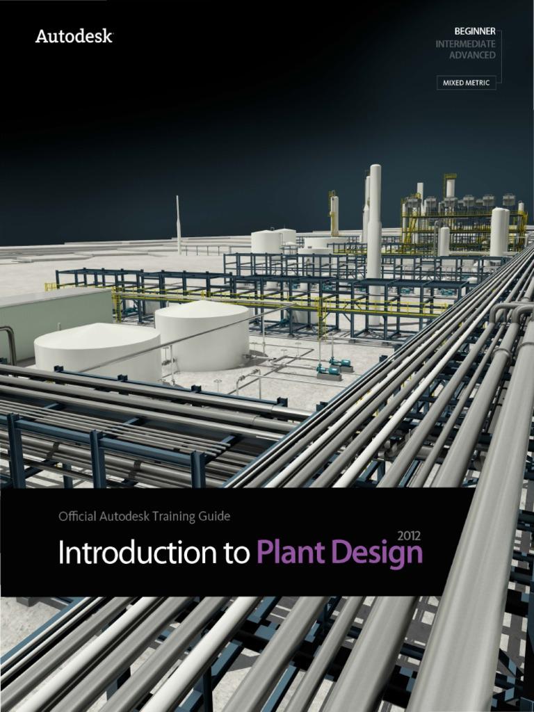 Manual Autodesk Plant 3D english pdf | Autodesk | Auto Cad