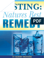 "Fasting,Nature""s Best Remedy, Albert mosseri"