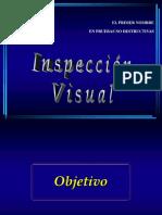 Ensayo No Destructivo- Inspeccion Visual Llog s.a de c.V