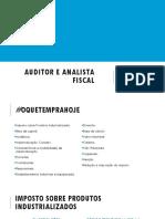 AAF LegislaçãoTributaria AlessandroSpilborghs AulasOnline MatProf