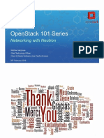 Cisco OpenStack 101 Understanding Openstack Neutron Networking Feb 25