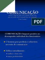 2016aula3 COMUNICAÇÃO