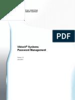 Vblock® Systems Password Management