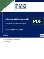 Apresentação Metodologia Pmo 01 Iniciacaovlinks
