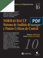 Normas HCCP Argentina