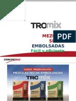 Mezclas Secas Tromix - Excon 2016