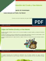 Fuentes de Obtención Del Crudo y Gas Natural