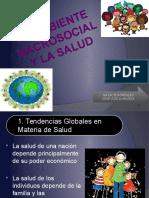 El Ambiente Macrosocial y La Salud -- Psicología Médica