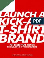 10 Dicas Para Iniciar o Seu Negócio de Camisetas