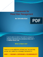 Conceptualisation_Flood Risk