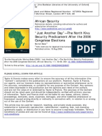 Boas African Security 2006