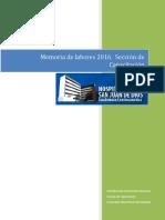 CAPACITACION Memoria de labores 2016 HOSPIGEN.pdf